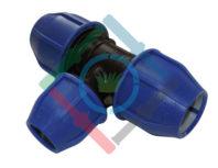 KPE idomok - 32x25-ös szűkítő t-idom