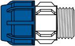 KPE idomok - külső menetes egyenes ábra