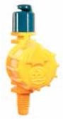 Mikro és csepegtető öntözés - Vari-Jet sárga fotó 1