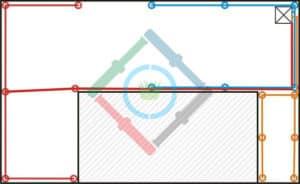 Öntözőrendszer tervezés elmélet - csőnyomvonalak helyes megtervezése