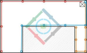 Öntözőrendszer tervezés elmélet - csőnyomvonalak helytelen megtervezése