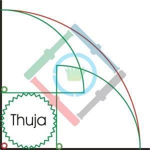 Öntözőrendszer tervezés elmélet - sarok megöntözése, ahova nem lehet szórófejet elhelyezni 2