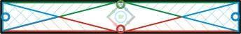 Öntözőrendszer tervezés elmélet - sávszóró fúvókák használata 1