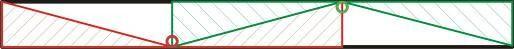 Öntözőrendszer tervezés elmélet - sávszóró fúvókák használata 2