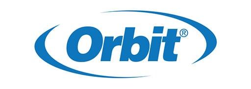 Irritrade automata öntözőrendszer szaküzlet - Orbit logo