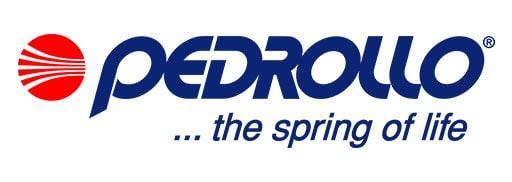 Irritrade Budakalász öntözőrendszer alkatrész szaküzlet - Pedrollo logo