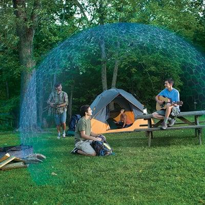 Túra Szúnyogriasztók - Thermacell Scout szúnyogriasztó készülék kép 1