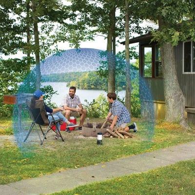 Túra Szúnyogriasztók - Thermacell Trailblazer szúnyogriasztó készülék kép 6