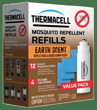 Vadász Szúnyogriasztók - Thermacell Earth Scent utántöltő fotó