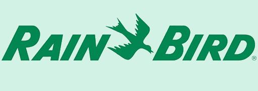 Irritrade Budakalász öntözőrendszer alkatrész szaküzlet - Rain Bird logo